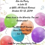 Retreat Invitation